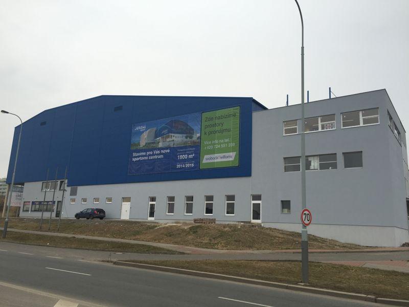Sportovní centrum Stodůlky